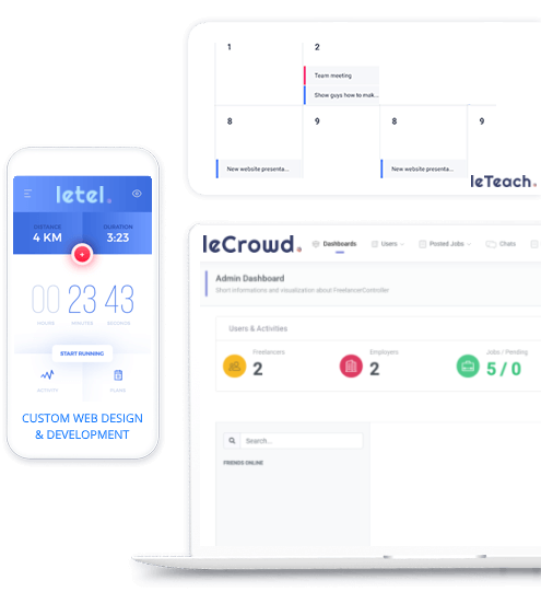 Leteltech - Start your own Business